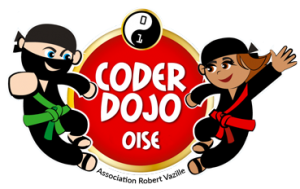 Logo du CoderDojo Oise