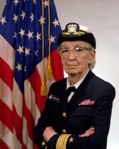 Grace Hopper, grande dame de l'informatique